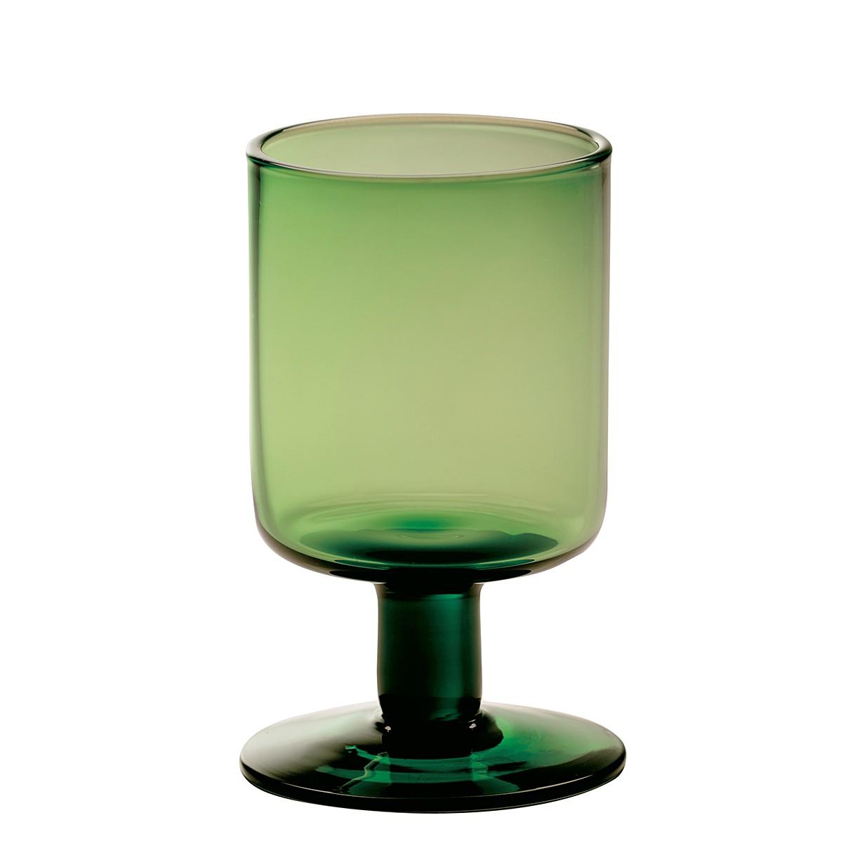 Weinglas Bloom (6er-Set) – Glas – Grün, BITOSSI HOME günstig kaufen