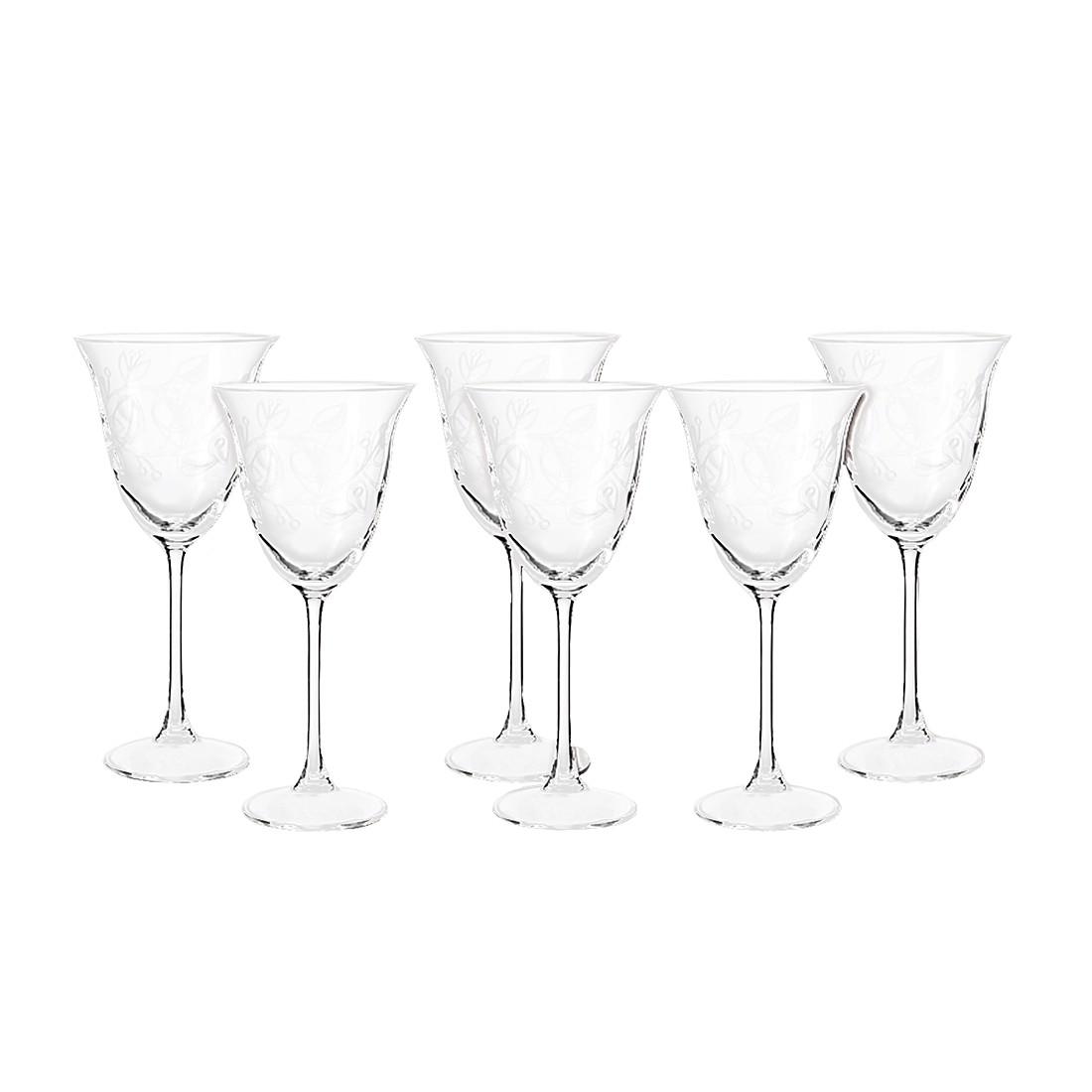 Weißweinglas Savini (6er-Set) – Klar, Leonardo online kaufen