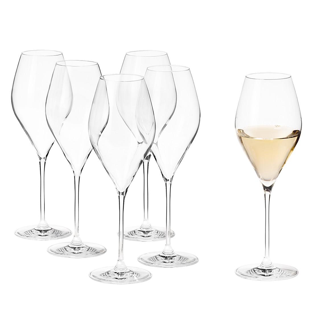 Weißweinglas XL Rossini (6er-Set) – Klar, Leonardo jetzt bestellen