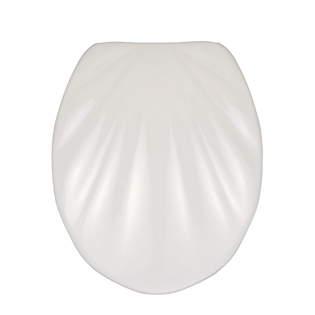 Premium WC-Sitz Muschel (Absenkautomatik), WENKO günstig bestellen