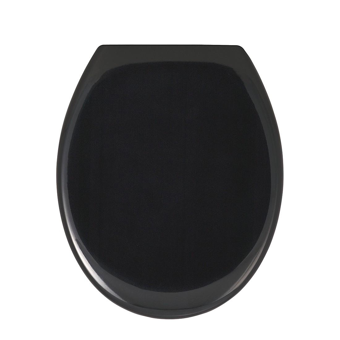 Premium WC-Sitz Ottana (Absenkautomatik) – Schwarz, WENKO jetzt bestellen