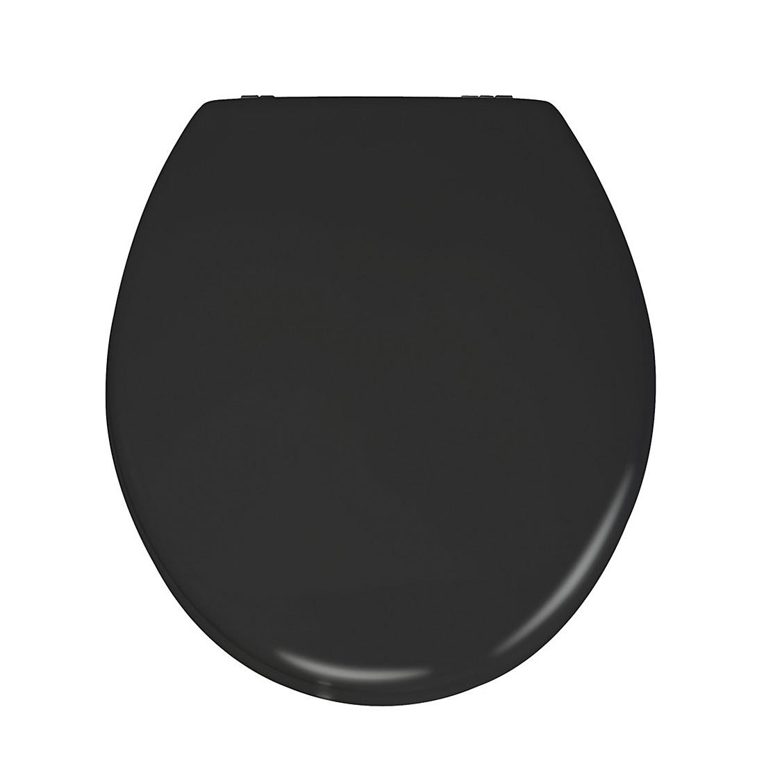 wc sitz prima matt schwarz wenko g nstig. Black Bedroom Furniture Sets. Home Design Ideas