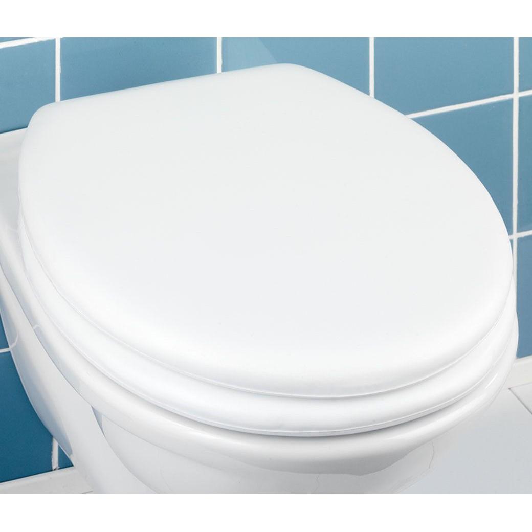WC-Sitz Soft – Kunstleder, WENKO bestellen