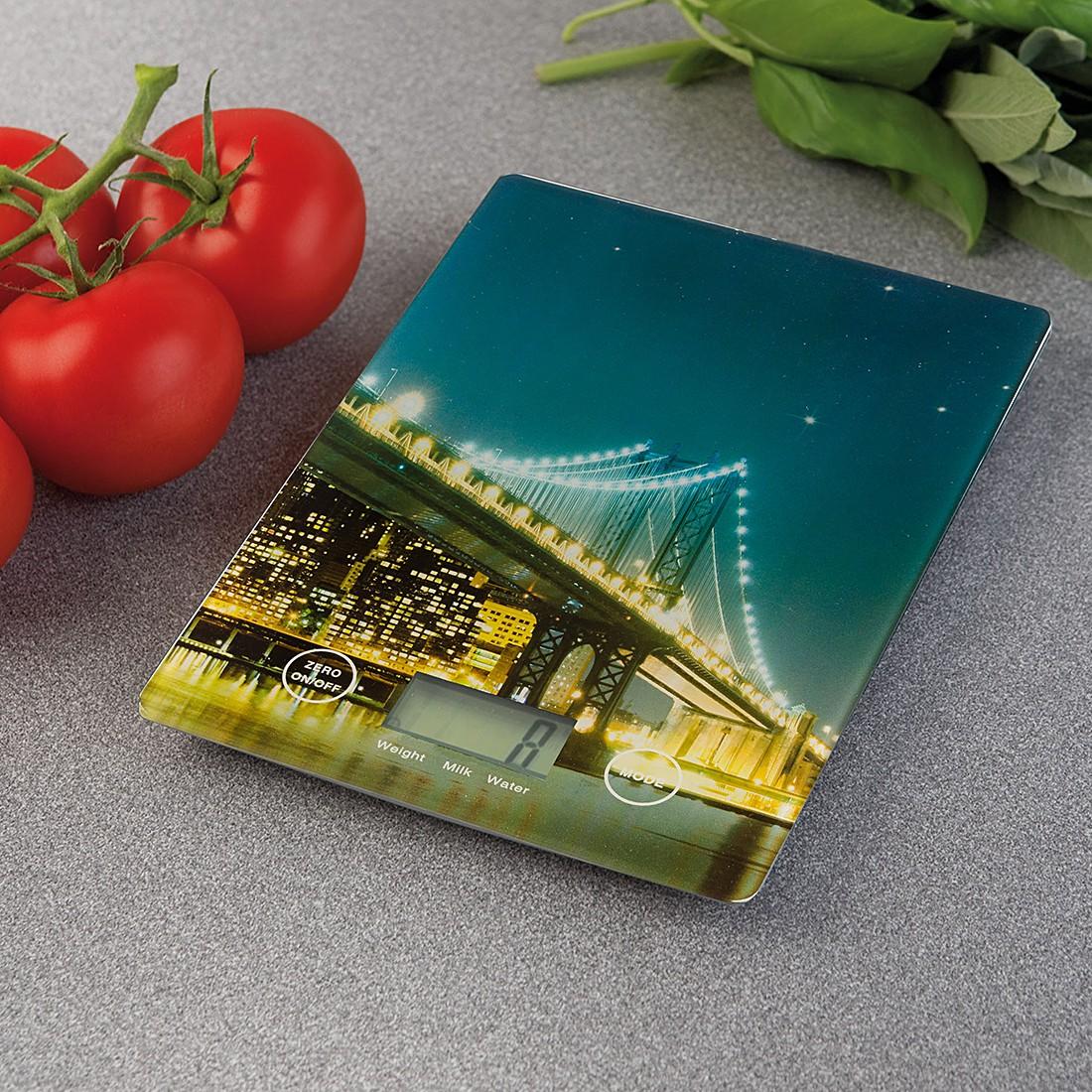 Küchenwaage Slim Brooklyn Bridge, WENKO jetzt kaufen