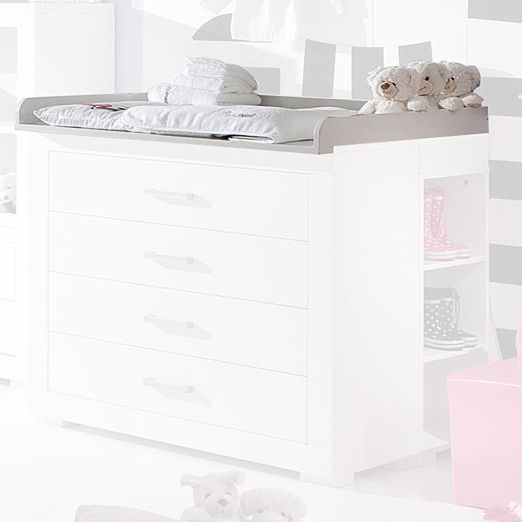 Wickelaufsatz Mini 01 - Weiß