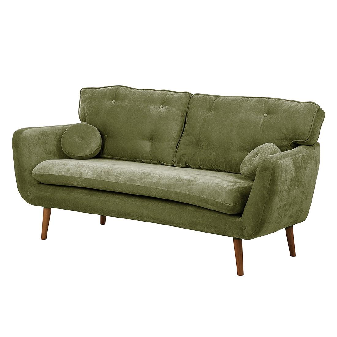 Sofa Lillbro (3-Sitzer) – Microfaser Grün, Mørteens jetzt kaufen