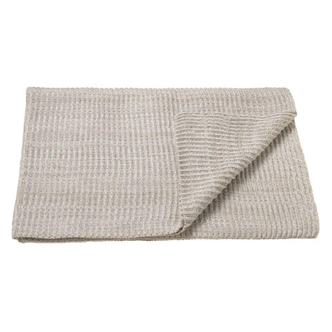 Wohndecke Knit – Natur, Schöner Wohnen Kollektion online bestellen