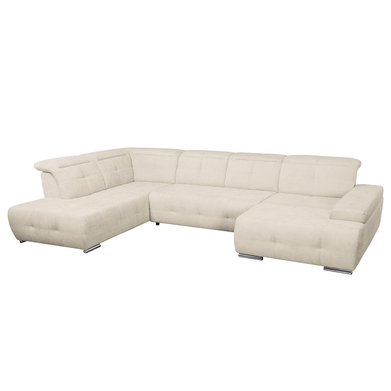 wohnlandschaft mit schlaffunktion g nstig kaufen. Black Bedroom Furniture Sets. Home Design Ideas