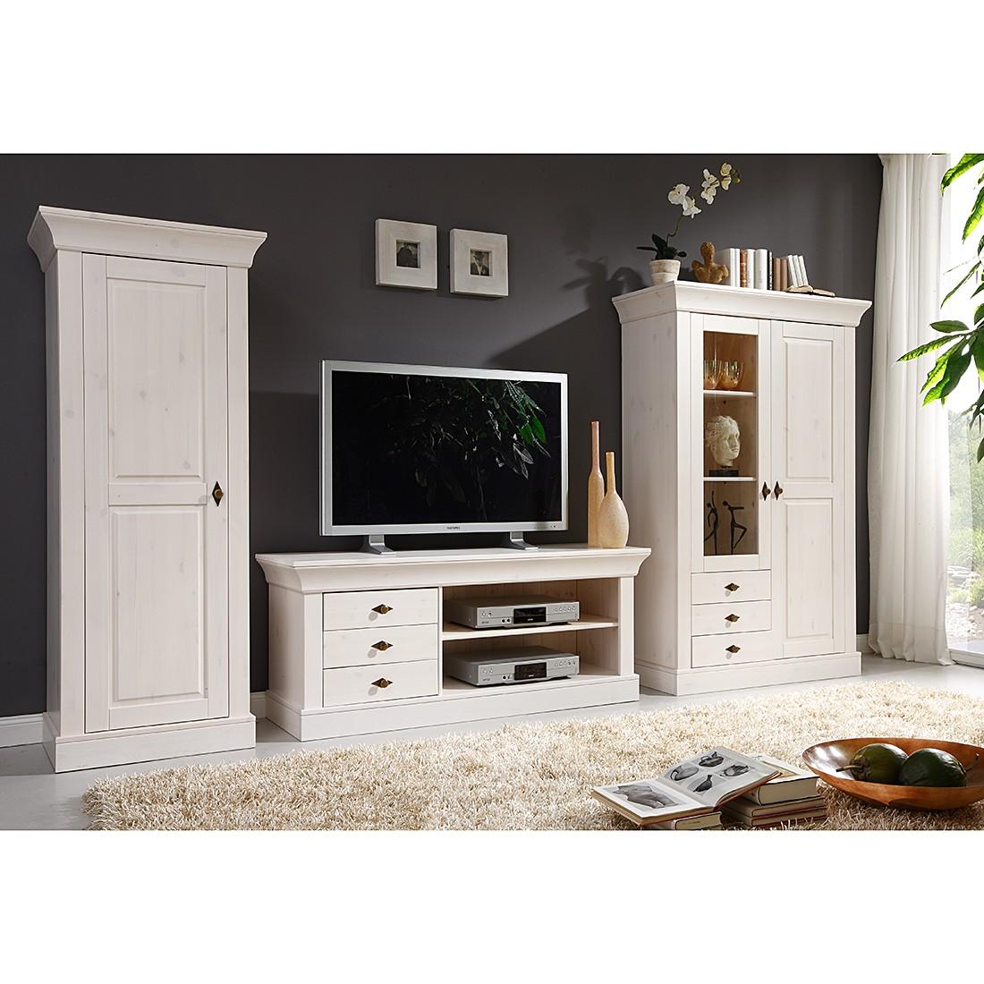 Schrankwände Schlafzimmer wohnzimmermöbel massiv weiß tesoley com