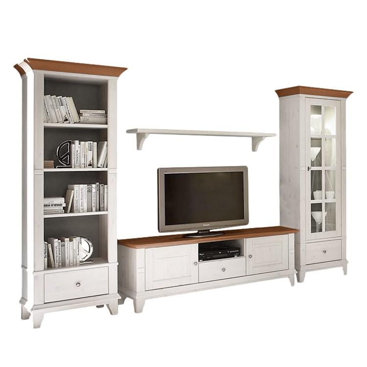 wohnwand georgia kiefer massiv interessante ideen f r die gestaltung eines raumes. Black Bedroom Furniture Sets. Home Design Ideas