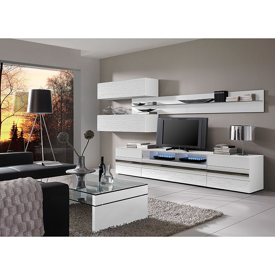 tv lowboard invito ohne beleuchtung havanna holtkamp jetzt kaufen. Black Bedroom Furniture Sets. Home Design Ideas