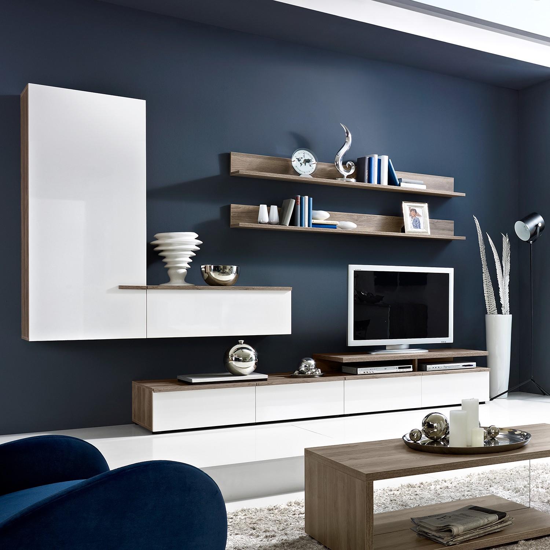wohnwand griffe preisvergleiche erfahrungsberichte und kauf bei nextag. Black Bedroom Furniture Sets. Home Design Ideas