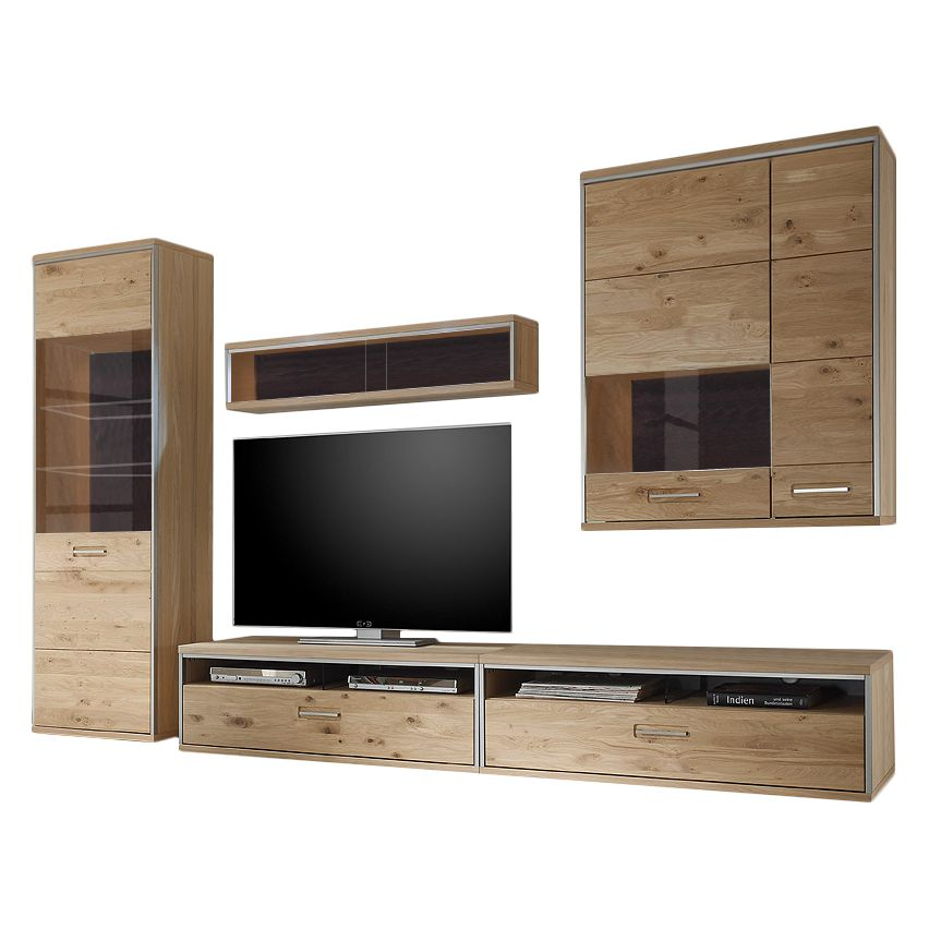 31 sparen wohnwand lopburi von jung s hne nur cherry m bel home24. Black Bedroom Furniture Sets. Home Design Ideas