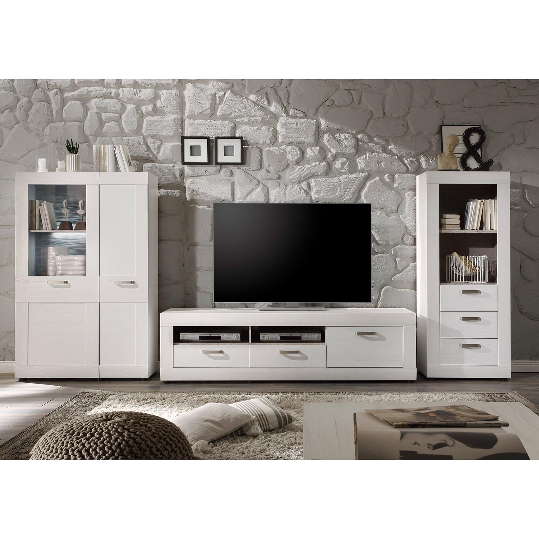 roller wohnwand combino interessante ideen. Black Bedroom Furniture Sets. Home Design Ideas
