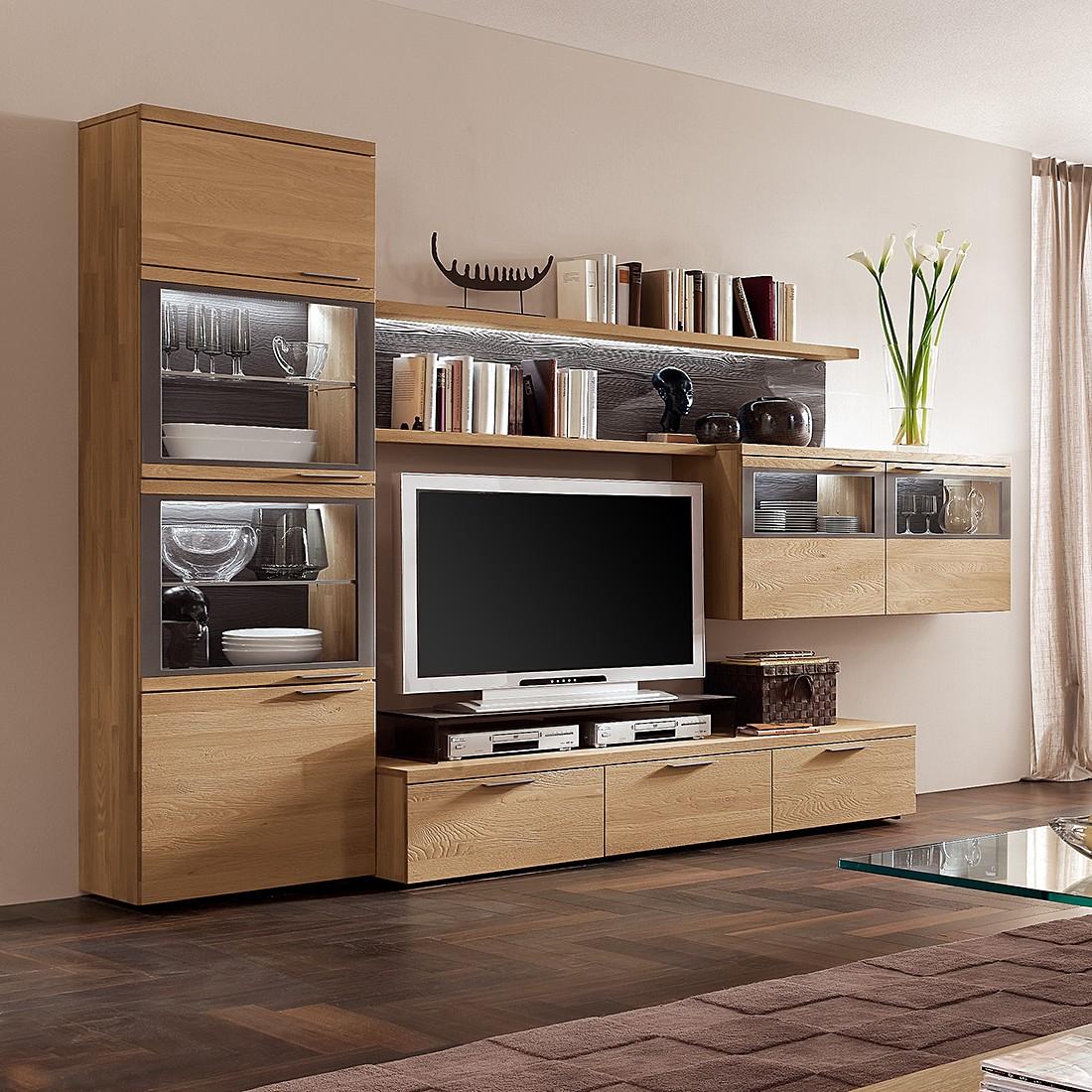 wohnwand ohne tv cheap schrankwand ohne tv wohnwand tlg schwarz plans with wohnwand ohne tv. Black Bedroom Furniture Sets. Home Design Ideas