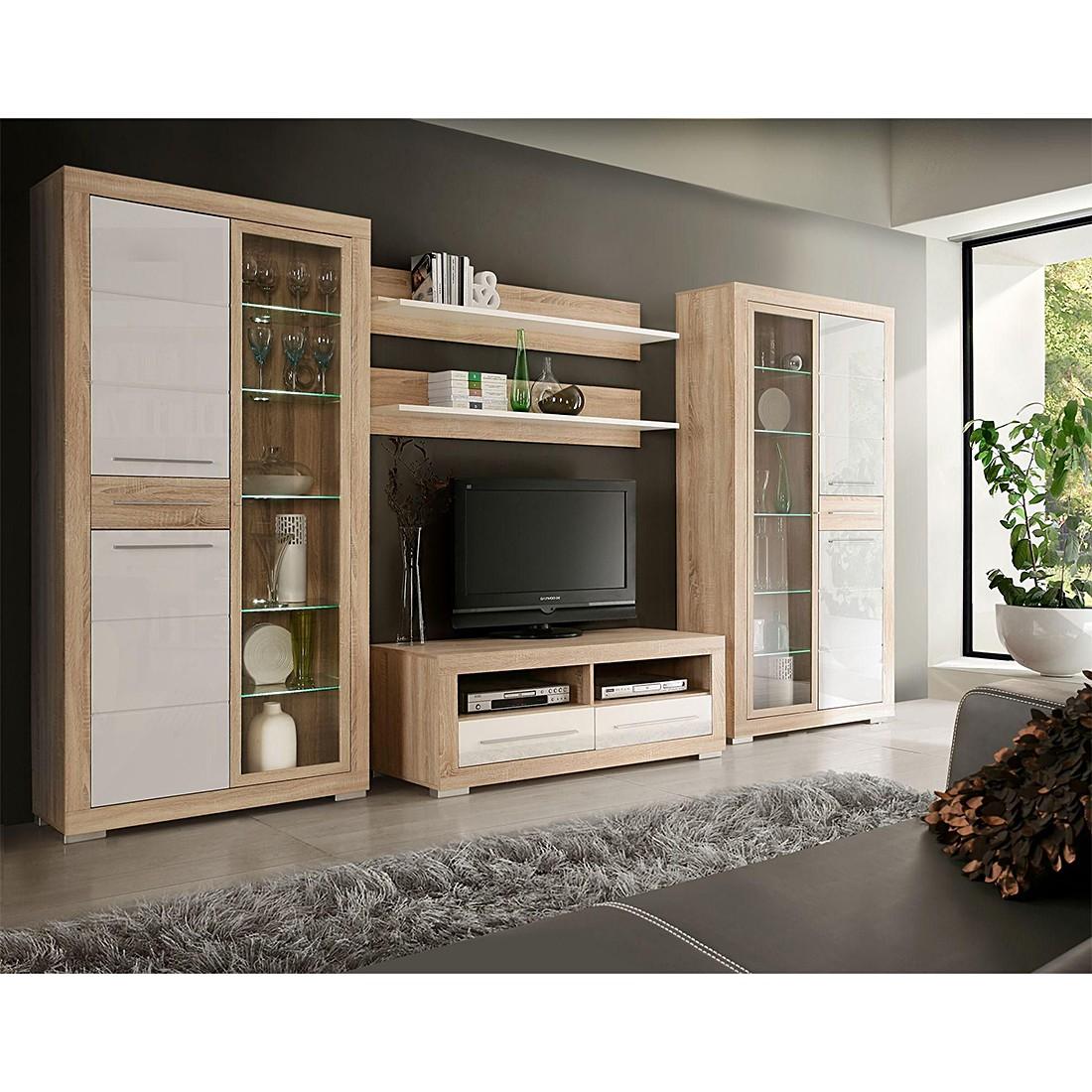 wohnwand hngeschrank interesting hlsta wohnwand. Black Bedroom Furniture Sets. Home Design Ideas