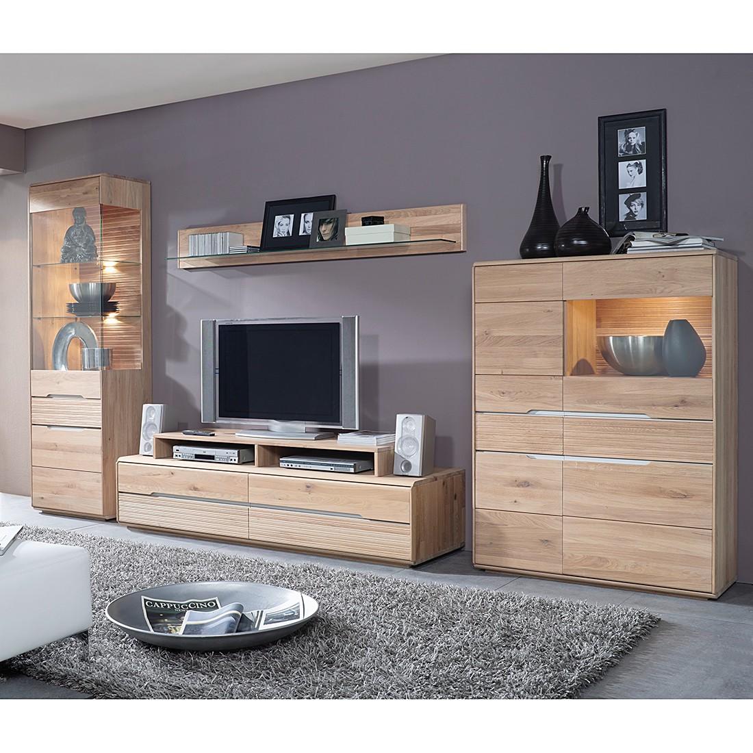 fabulous wohnwand massivholz gnstig with wohnwand massivholz gnstig