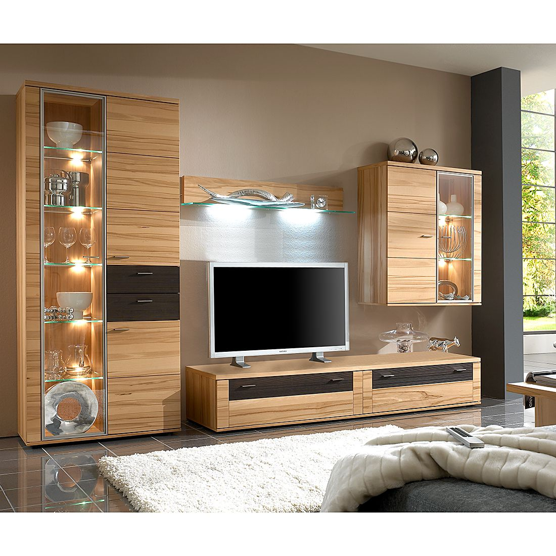 wohnwand ohne tv latest wohnwand ohne tv element images with wohnwand ohne tv amazing wohnwand. Black Bedroom Furniture Sets. Home Design Ideas