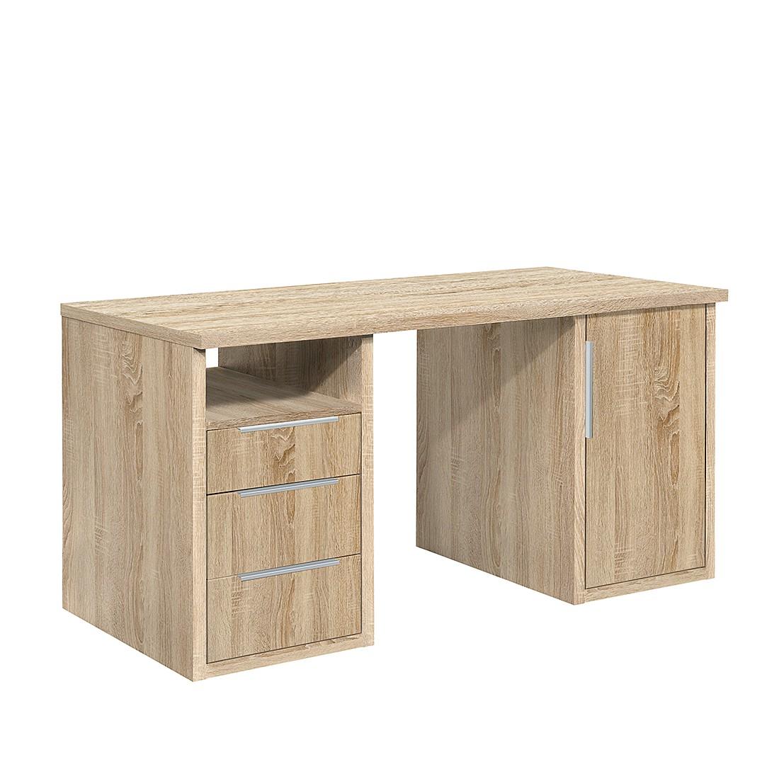 schreibtisch 140 cm preis vergleich 2016. Black Bedroom Furniture Sets. Home Design Ideas