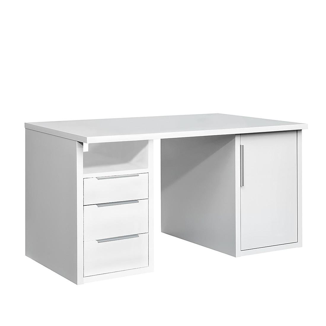 Schreibtisch 140 cm preis vergleich 2016 for Schreibtisch breite 70 cm
