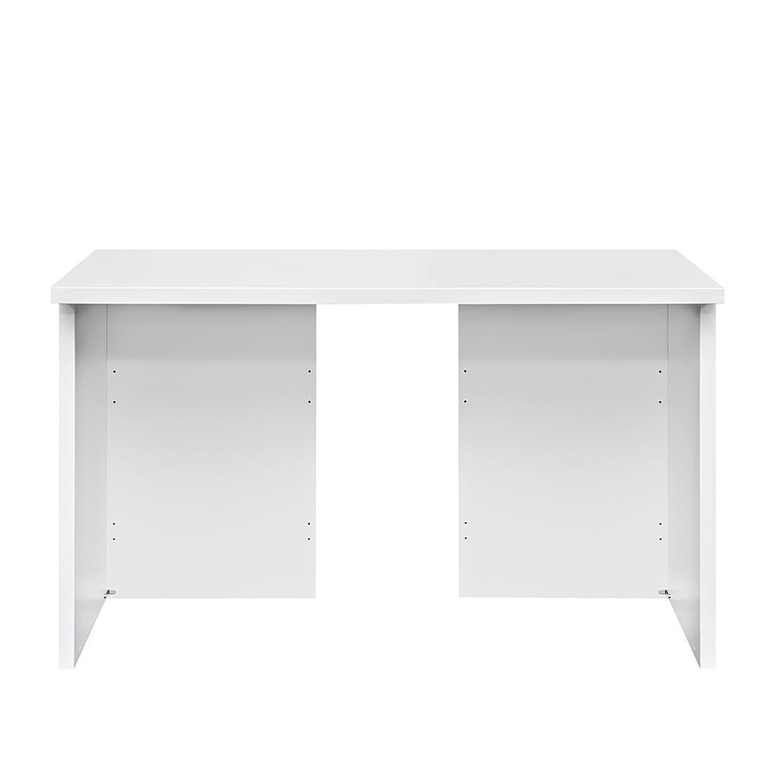 Wangenschreibtisch Work – Weiß – Breite: 160 cm, Arte M bestellen