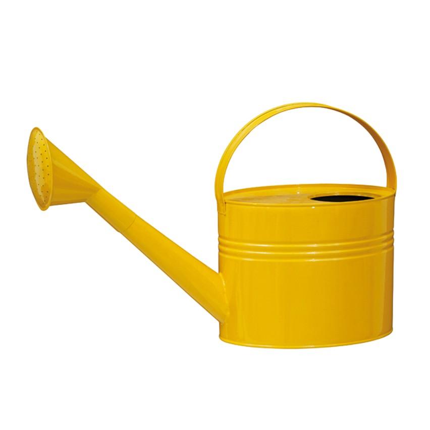 Zinkgießkanne (7 Liter) - gelb, Siena Garden