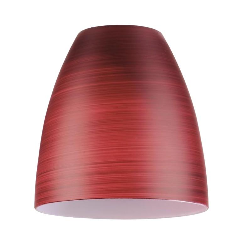 Glas rot - M6 Licht / Medium1-LED, Fischer Leuchten