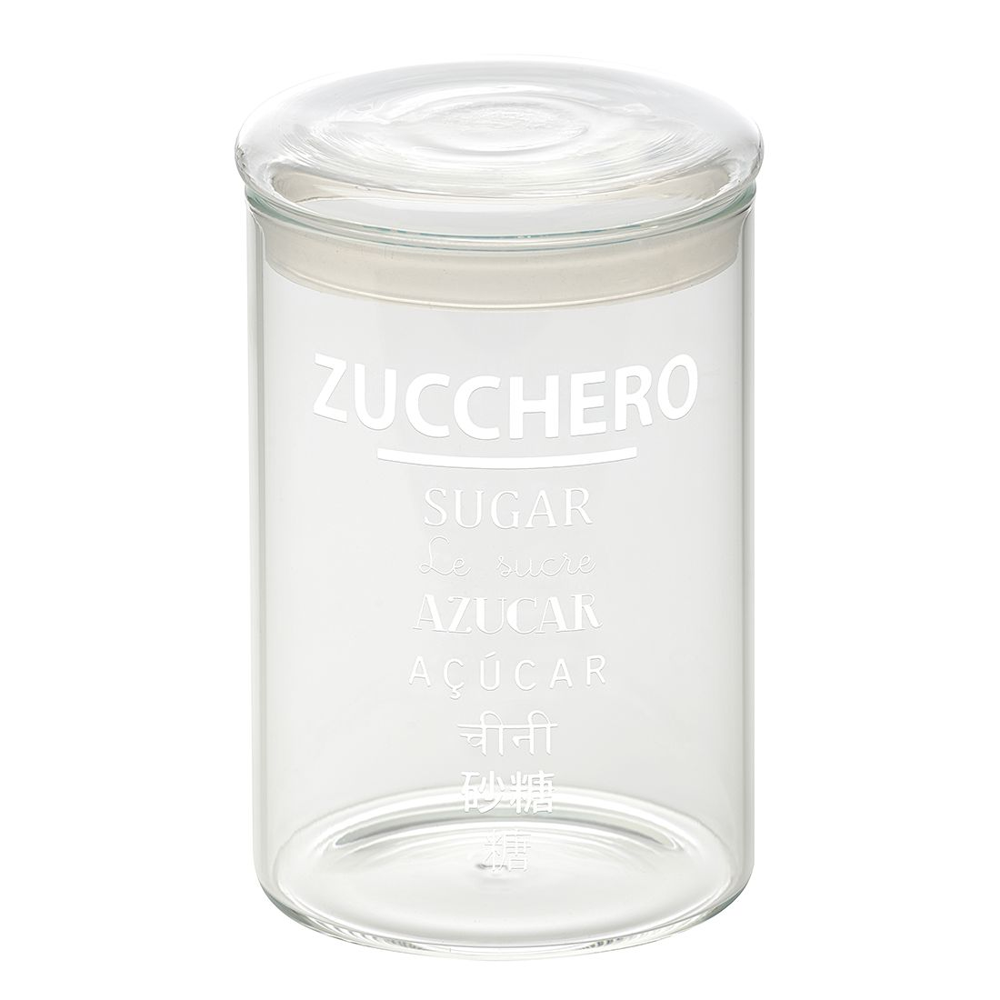 Zuckerdose – Word – Glas, BITOSSI HOME günstig kaufen
