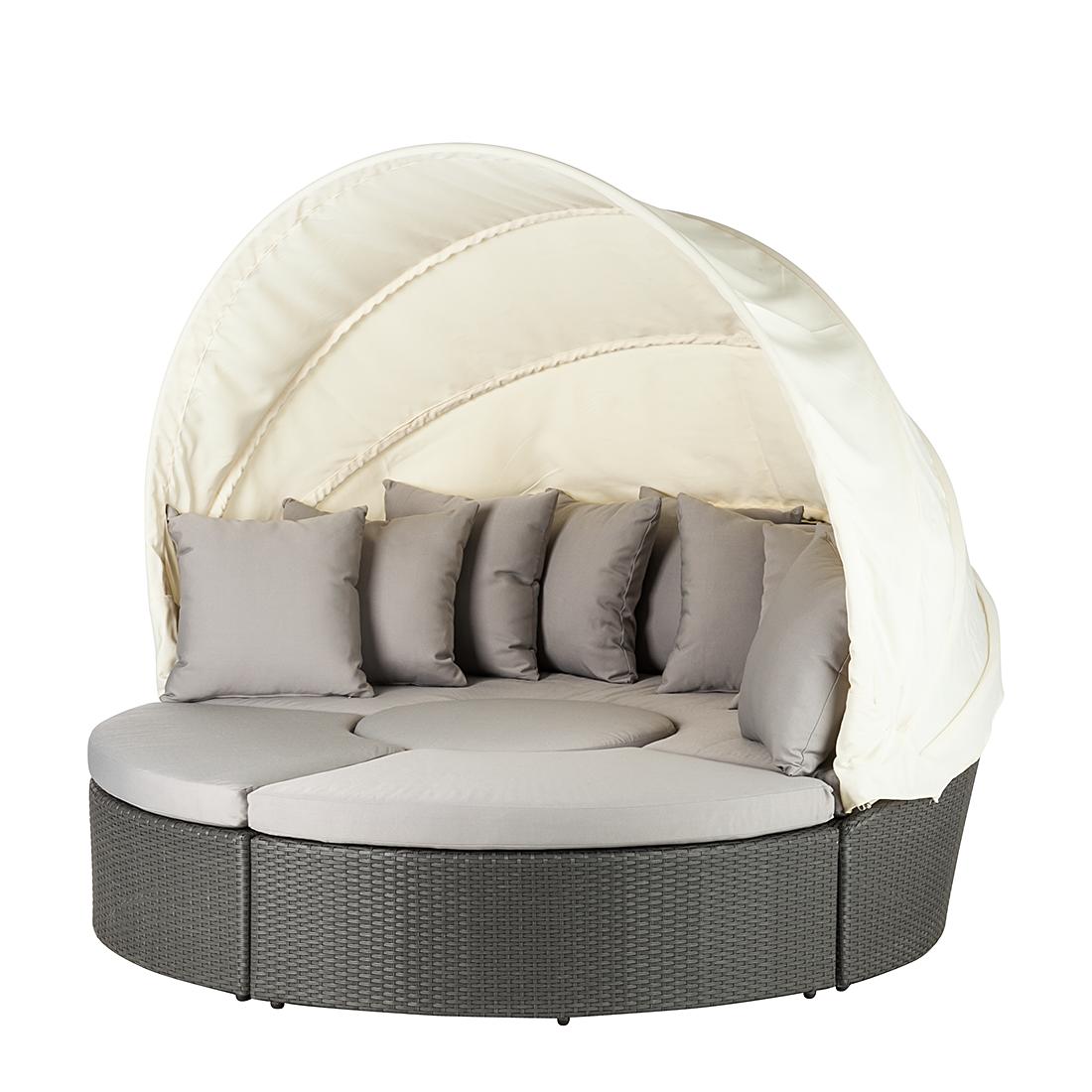 shopping liga m bel profi sonneninsel paradise lounge 4 teilig aus polyrattan stoff in. Black Bedroom Furniture Sets. Home Design Ideas