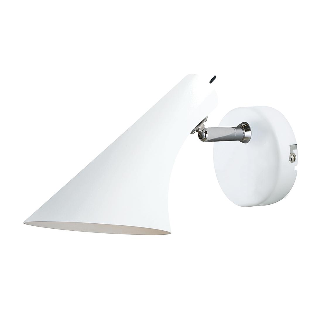 Nordlux Wandverlichting Vanila - wit metaal Home24