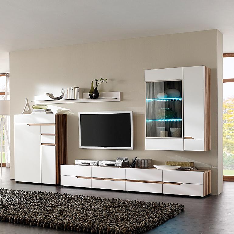 awesome wohnzimmer weis nussbaum contemporary - house design ideas ... - Wohnzimmer Weis Nussbaum