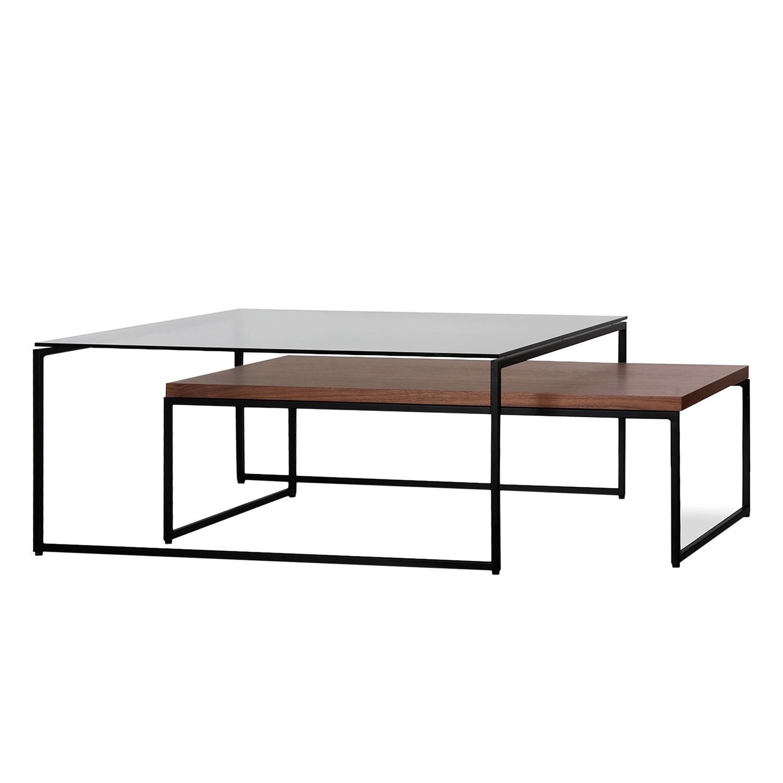couchtisch walnuss preisvergleich die besten angebote. Black Bedroom Furniture Sets. Home Design Ideas