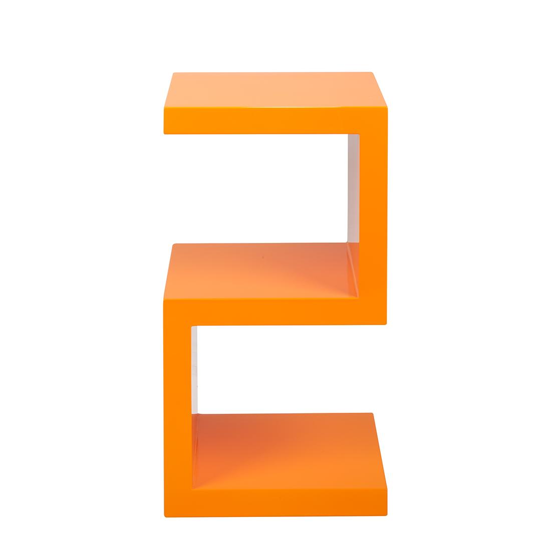 Beistelltisch orange bestseller shop f r m bel und for Beistelltisch orange
