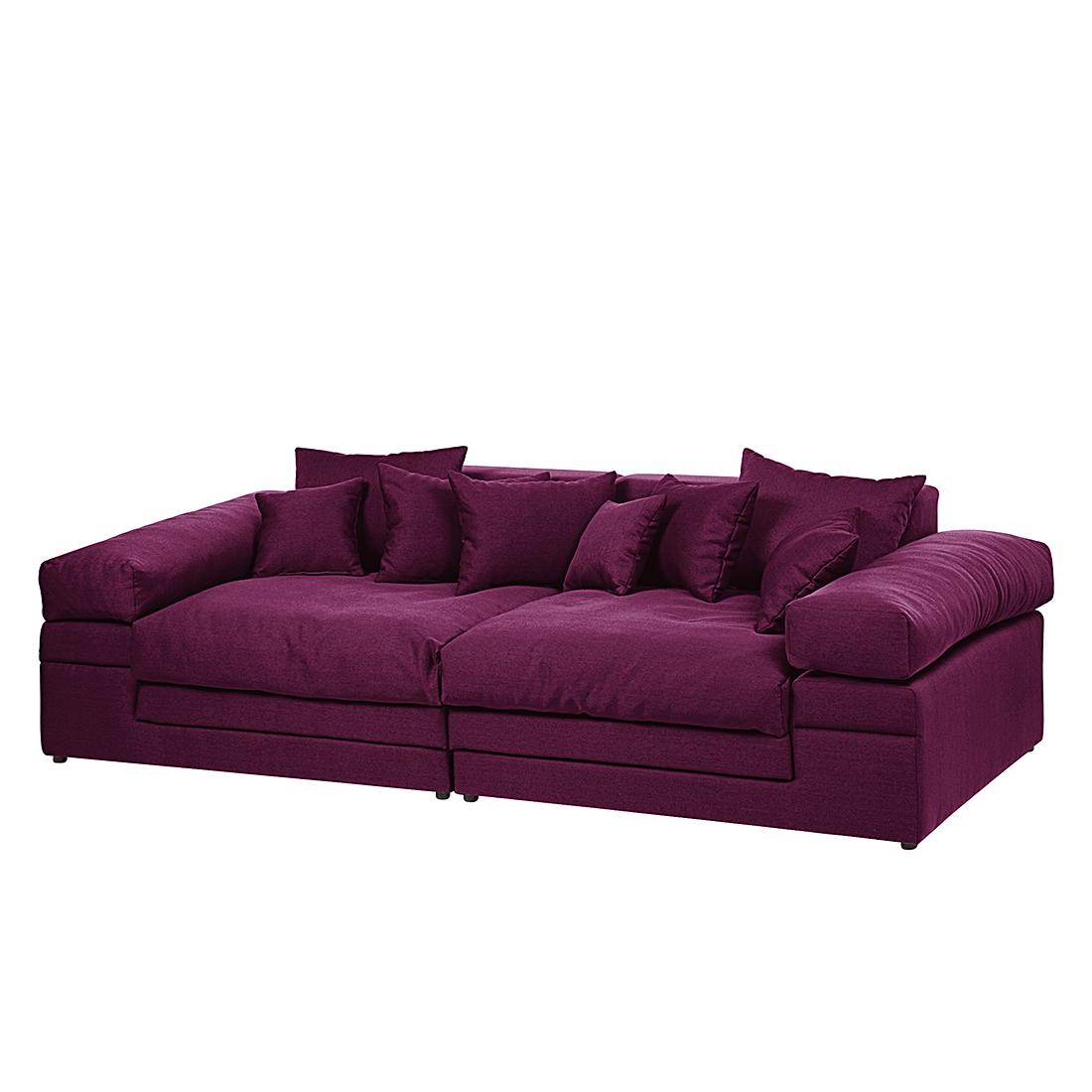 big sofa lila bestseller shop f r m bel und einrichtungen. Black Bedroom Furniture Sets. Home Design Ideas
