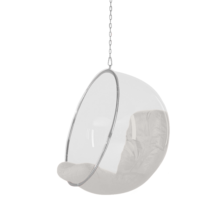 bubble chair eerio aarnio wei h ngesessel h ngesitz. Black Bedroom Furniture Sets. Home Design Ideas