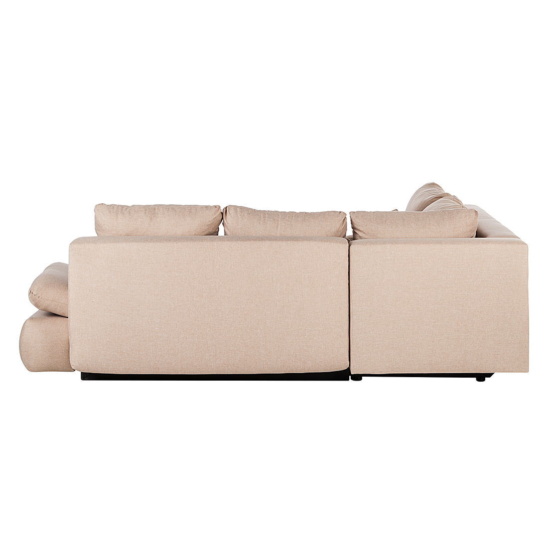 ecksofa mit schlaffunktion beige. Black Bedroom Furniture Sets. Home Design Ideas