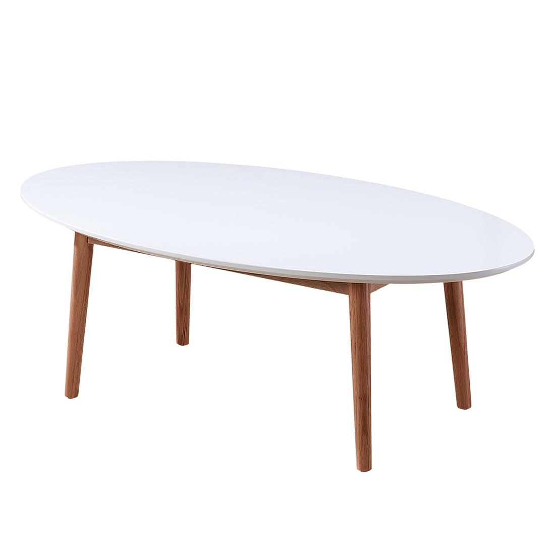 couchtisch eiche oval. Black Bedroom Furniture Sets. Home Design Ideas