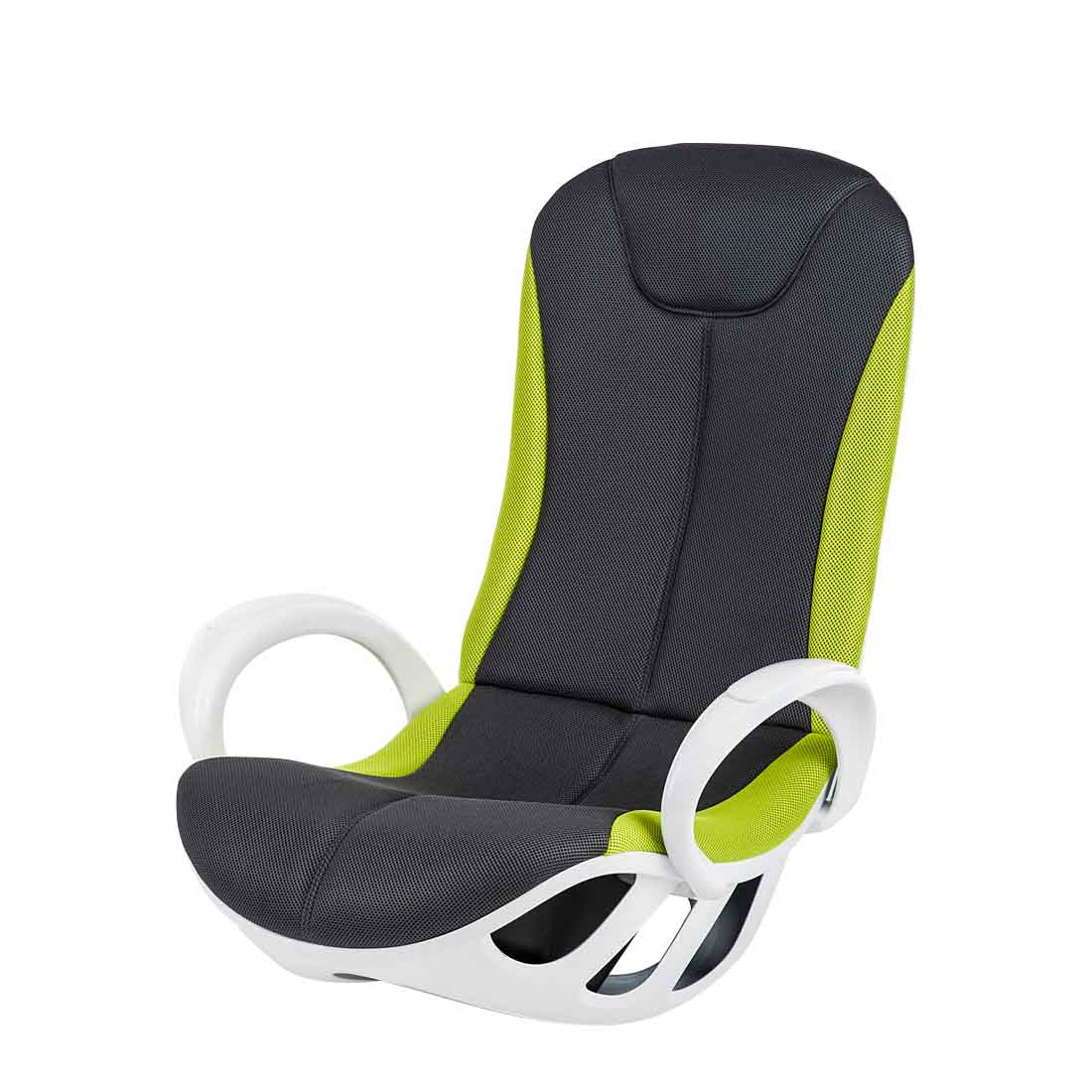 multimediasessel grau gr n gaming chair relax soundsessel multimedia sessel neu ebay. Black Bedroom Furniture Sets. Home Design Ideas