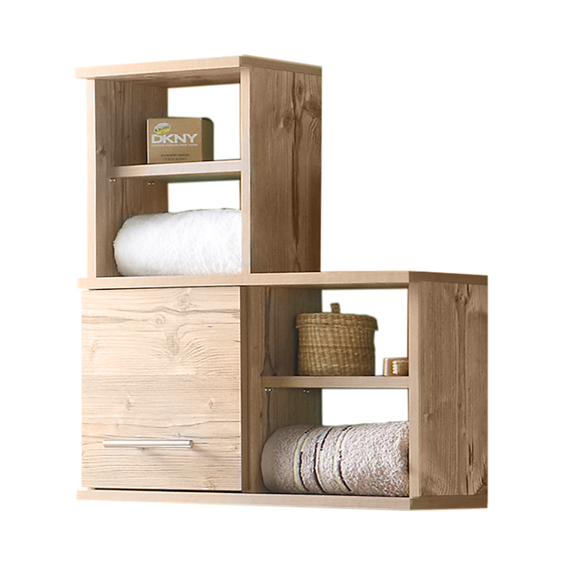 h ngeschrank holz. Black Bedroom Furniture Sets. Home Design Ideas