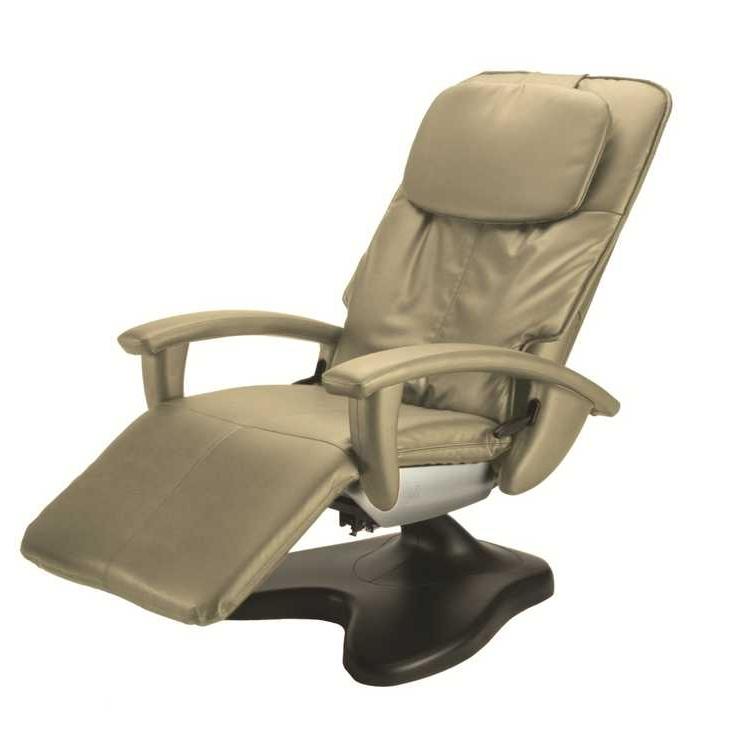 Massagesessel fernsehsessel relaxliege beige drehsessel for Leder drehsessel wohnzimmer
