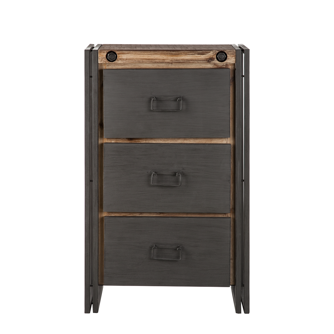 kommode schwarz holz. Black Bedroom Furniture Sets. Home Design Ideas