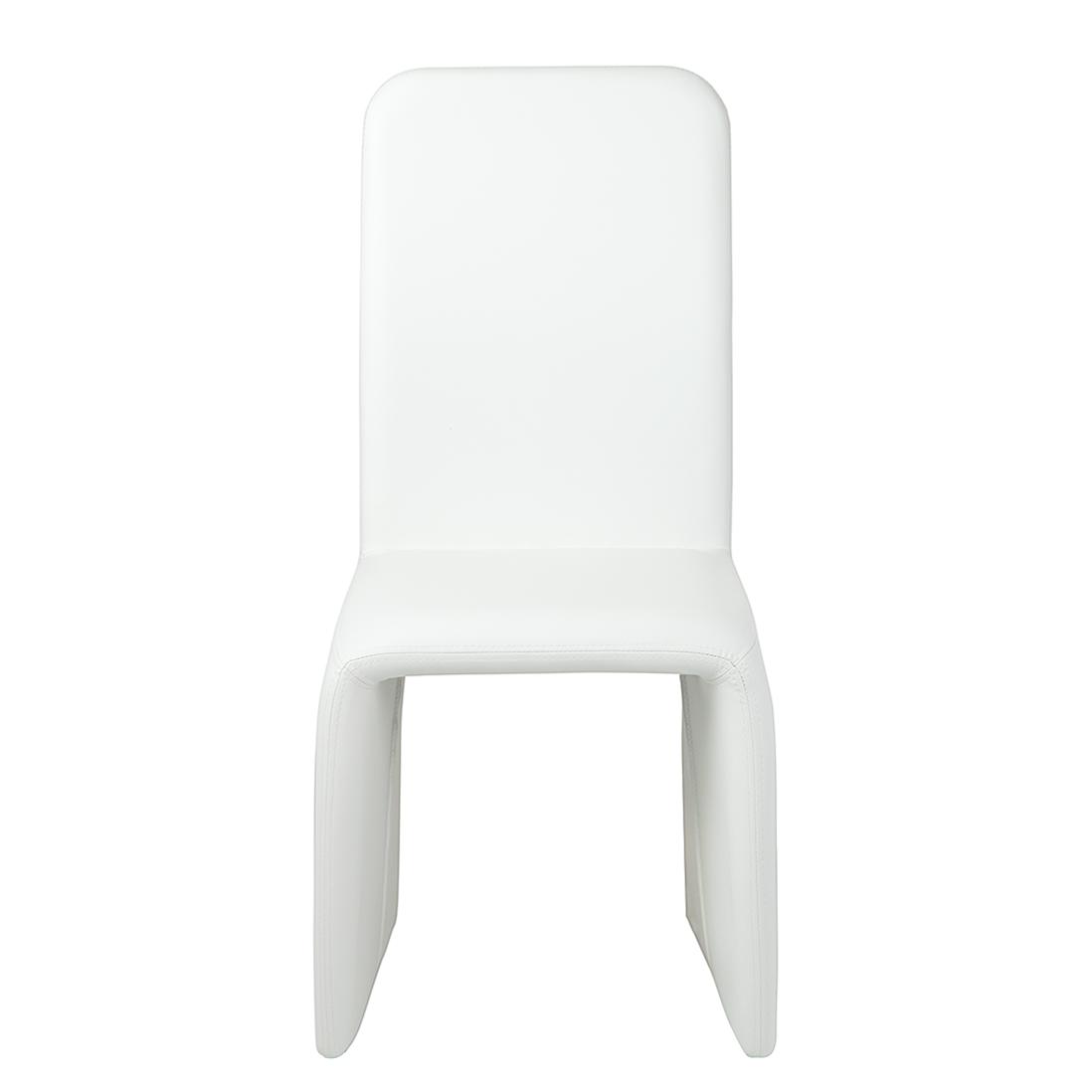 2er set esszimmerstuhl wei essgruppe stuhlset stuhl. Black Bedroom Furniture Sets. Home Design Ideas