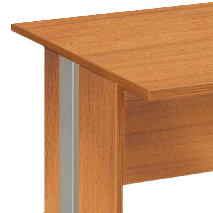 Schreibtisch kernbuche dekor b rotisch b rom bel holztisch for Schreibtisch holzoptik