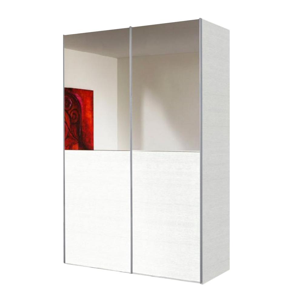 2 t riger kleiderschrank mit spiegel abodyissue. Black Bedroom Furniture Sets. Home Design Ideas