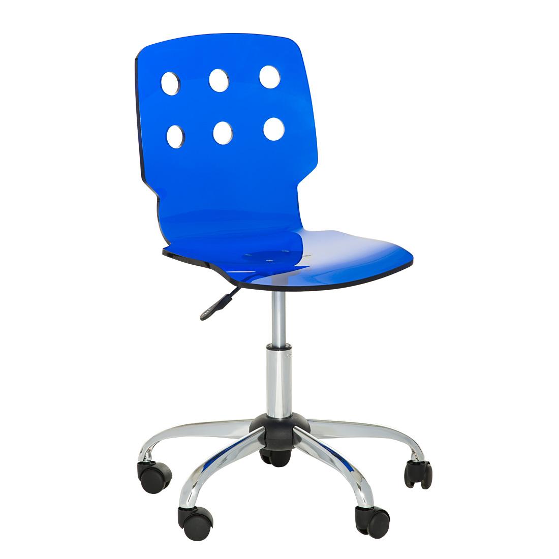 neu kinderdrehstuhl blau b rostuhl drehstuhl b ro stuhl schreibtischstuhl home24 ebay. Black Bedroom Furniture Sets. Home Design Ideas