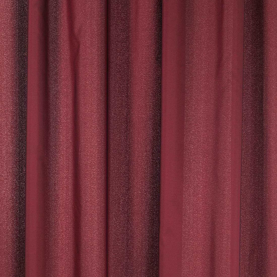 vorhang mit kr uselband bordeaux gardine neu ebay. Black Bedroom Furniture Sets. Home Design Ideas