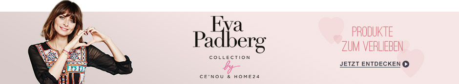 Eva Padberg bei Home24