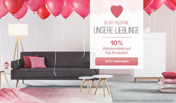 Valentinstag bei Home24