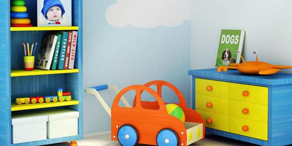 Kinderzimmergestaltung home24 for Tipps zur zimmergestaltung