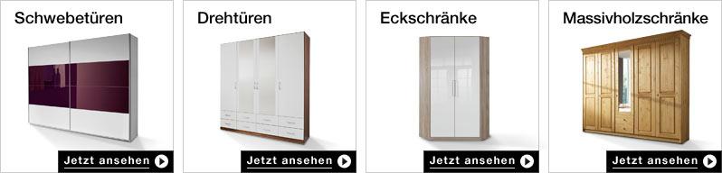 kleiderschr nke versandkostenfrei online bestellen home24. Black Bedroom Furniture Sets. Home Design Ideas